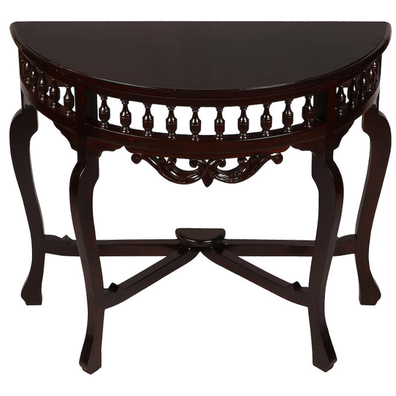 Console Table Half Round
