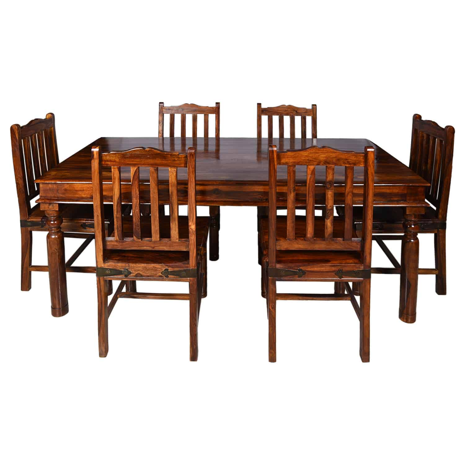 Dining Table Set Six Seater